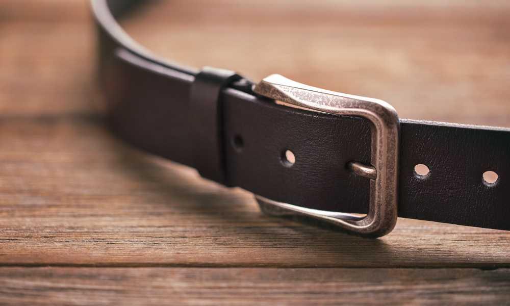 Bulliant Leather Ratchet Click Belt Review