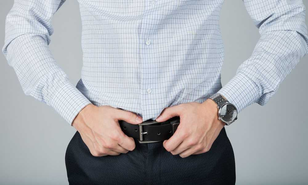 How Does a Slide Belt Buckle Work?