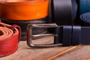 Calvin Klein Belt Buckle and Flat Strap Review